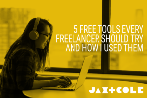 5 free tools every freelancer should try and how I use them